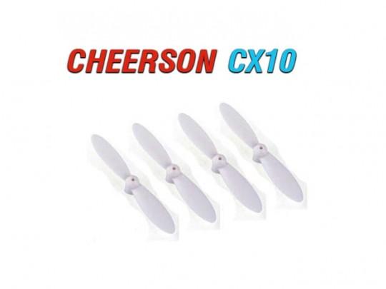 4 عدد پره کوادکوپتر Cheerson CX-10