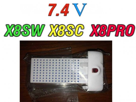 باتری کوادکوپتر سیما SYMA X8SW - SYMA X8SC