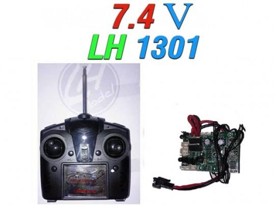 دسته کنترل و مدار هلیکوپتر 3.5 کاناله lh1301