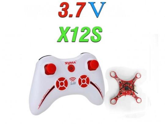 دسته کنترل و مدار کواد کوپتر مدل SYMA X12S ( استوک)