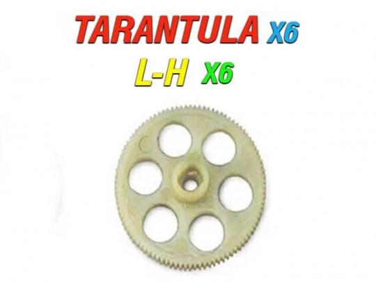 چرخ دنده درشت کوادکوپتر LH-X6 و TARANTULA X6