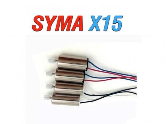 پک 4 عددی موتور کوادکوپترسیما  syma x15-x15w