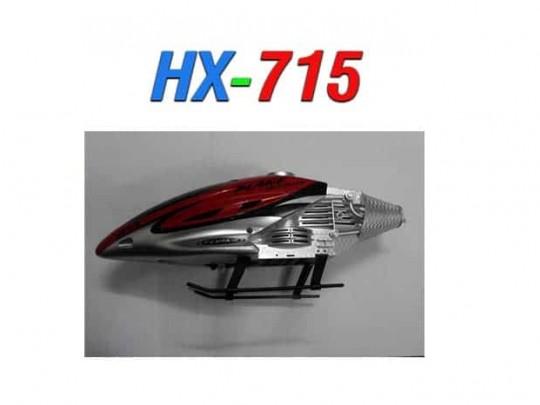 فریم هلیکوپتر کنترلی  hx-715
