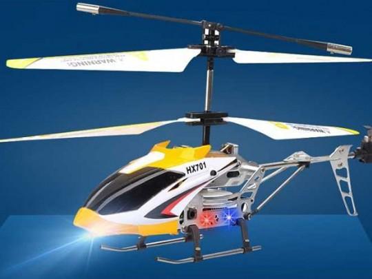 هلیکوپتر کنترلی  hx701