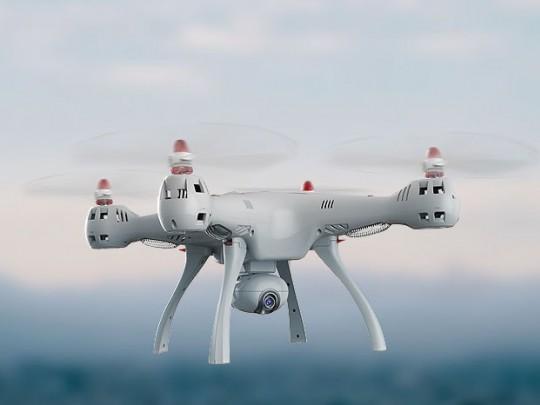 کوادکوپتر سیما SYMA X8SW-D با قابلیت گردش دوربین
