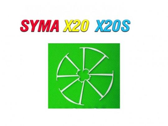 4 عدد محافظ پره کوادکوپتر سیما Syma x20