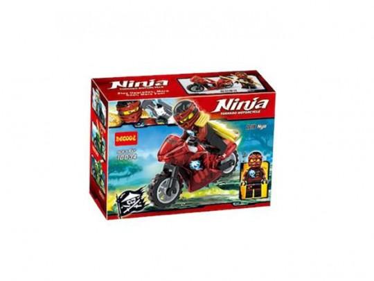 لگو نینجا موتورسوار  مدل 10034