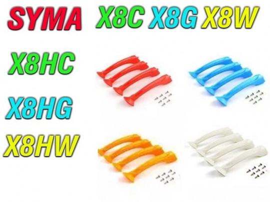 4 عدد پایه کوادکوپتر x8g-x8w-x8c-x8hw-x8hc-x8hg