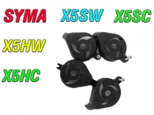 4 عدد کاور موتور کوادهای SYMA X5SC-X5SW-X5HC-X5HW