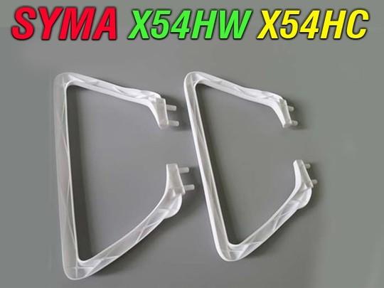 دو عدد پایه کوادکوپتر SYMA-X54HW-X54HC
