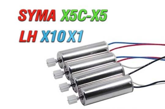 پک 4 عددی موتور کرولس کواد کوپتر مدل x5-x5c-x5c-1-LHX1-LH-X10