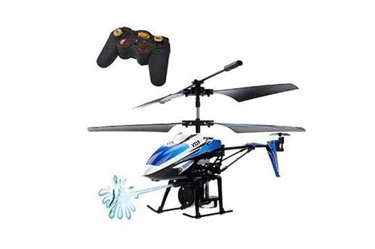 هلیکوپتر 3.5 کاناله آب پاش Wl-v319