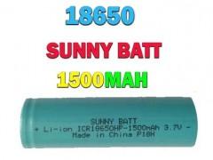 باتری هلیکوپتری 3.7 ولت 1500 میلی آمپر  (لیتیوم یونی) 18650