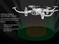 کوادکوپتر سیما syma w1 pro  با موتور براشلس و دوربین 4k