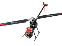 هلیکوپتر کنترلی حرفه ای 6 کاناله مدل XK K130 با قابلیت پشتک زدن