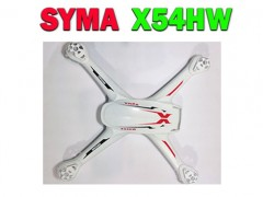 فریم کواد کوپتر syma x54hw-x54hc همراه با پره و چرخ دنده