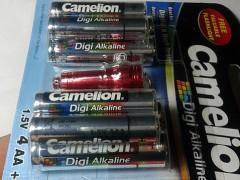 باتری قلمی آلکالاین توشیبا
