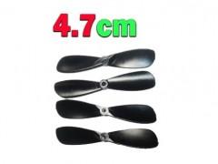 خرید 4 عدد پره کوادکوپتر با طول 4.7 سانتی متر