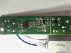 دسته کنترل و مدار ماشین کنترلی یک کاناله
