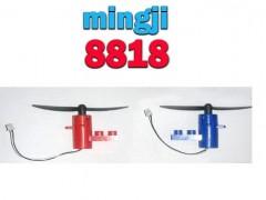 خرید یک عدد محفظه همراه با موتور کوادکوپتر mingji 8818