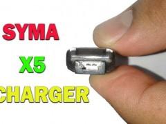 شارژر USB  کوادکوپتر سیما SYMA X5 طرح رم ریدر