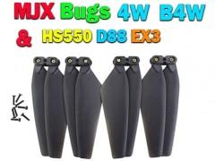 خرید چهار عدد پره کوادکوپتر mjx bugs 4w