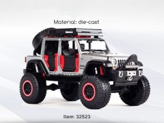ماکت ماشین jeep-off-road