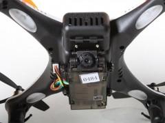 کوادکوپتر Galaxy Visitor 2 با جایروی 9 محوره و دوربین فیلمبرداری hd