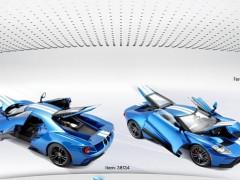 ماکت ماشین Ford GT 2017