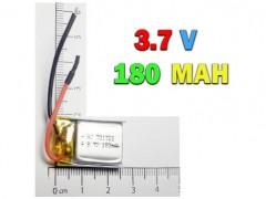 باتری لیتیوم پلیمر 180میلی آمپر (180MAH)