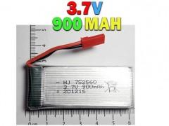 باتری کوادکوپتر 900 میلی آمپری با ولتاژ 3.7 ولت