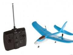 هواپیمای کنترلی  دو کانال( دست پرتاب ) مدل WX9101