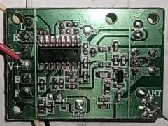 دسته کنترل و مدار ماشین کنترلی ( بدون موتور )