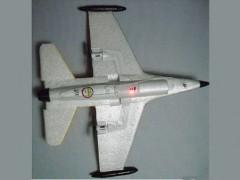 هواپیمای کنترلی دو کانال( دست پرتاب ) مدل WX9102