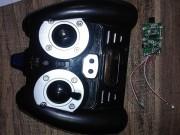 مدار 3 کاناله و دسته کنترل ( بدون جایروسکوپ)