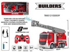 ماشین کنترلی آتش نشانی