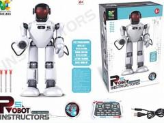 ربات کنترلی با قابلیت پرتاب تیر