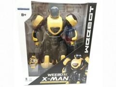 ربات جنگنده x man