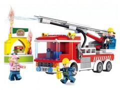 ماشین آتش نشانی لگویی 276 تیکه