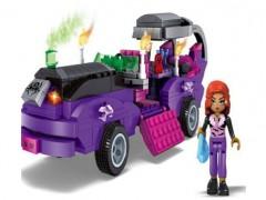 لگوی ماشین دخترانه 363 تیکه