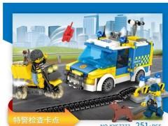 ماشین پلیس لگویی 251 تیکه آیتم 67273