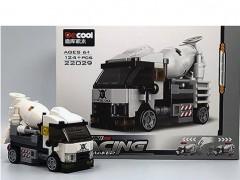 لگوی کامیون عقب کش دکول 100 تیکه آیتم decool 22029