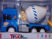 میکسر truck ( باتری خور)