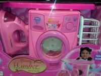 ماشین لباسشویی و اتو ( باتری خور)