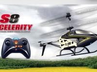 هلیکوپتر 3.5 کاناله سایما syma s8