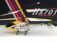 هلیکوپتر 3 کاناله hx701