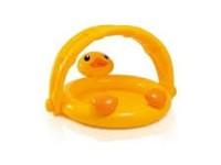 استخر آبی کودک  طرح جوجه اردک  (57121)
