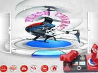 هلیکوپتر رادیویی با قابلیت نمایش متن نورانی sj998