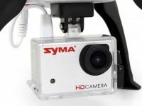 دوربین عالی با کیفیت 8 مگاپیکسل ( قابل نصب بر روی کوادهای سری x8)