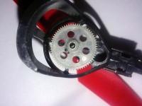 چرخ دنده درشت کوادکوپتر LH-X4